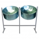 PP446 - Double second steel pans