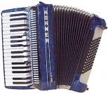 Hohner Amica III 72